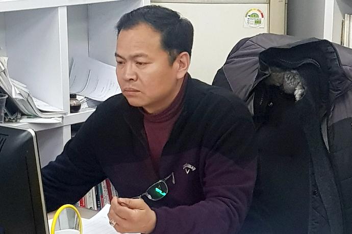 [KOFAS 2019] (주)디에이치자동화, LM가이드·볼스크류 내세워 자동화 설비 시장 '공략' - 다아라매거진 전시회뉴스
