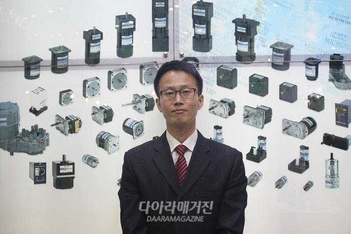[창원 KOFAS 2018]GGM, 국산 기술로 소음과 진동 잡아낸 기어드 모터 선보인다 - 다아라매거진 업계동향