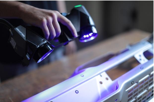 크레아폼(Creaform,), 휴대용 3D 스캐너 HandySCAN BLACK 출시 - 다아라매거진 제품리뷰