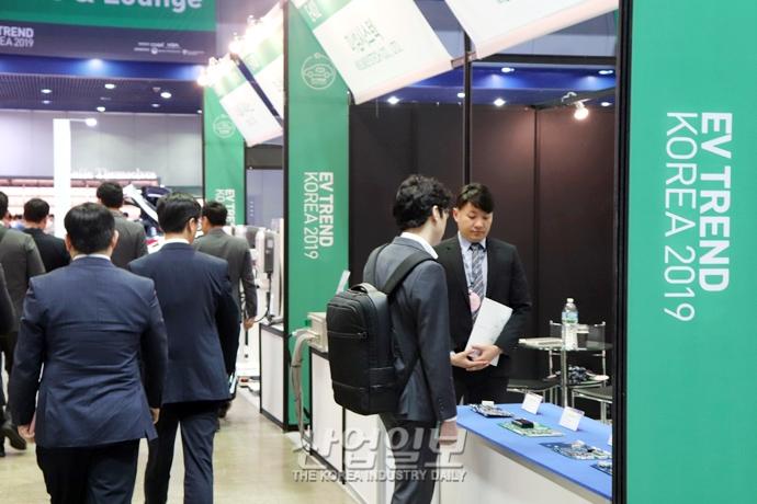 [포토뉴스] EV TREND KOREA 2019, '친환경' 입은 자동차 산업