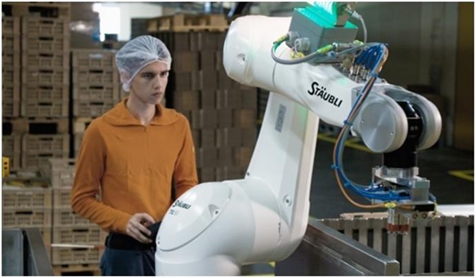[기술기고] 식품 산업의 미래를 위한 스토브리 로봇의 Man-Robot Collaboration