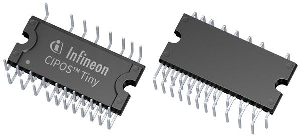 인피니언, CIPOS™ Tiny 지능형 전력 모듈 출시 - 다아라매거진 제품리뷰