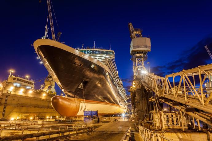 LNG 관련 선박, 조선 산업 회복 '견인'