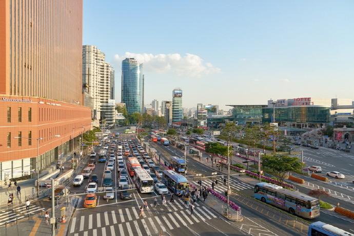 서울시 매장용 빌딩 수익 최고 상권은 서울역