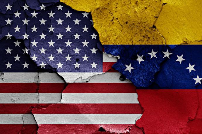 미국, 베네수엘라 경제제제 수위 '강화' - 다아라매거진 국제동향