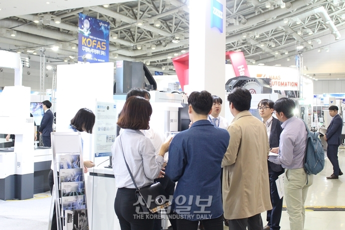 [코파스(KOFAS) 2019] [동영상뉴스] 디지털메뉴팩처링페어, 기계산업의 심장을 다시 뛰게 하다
