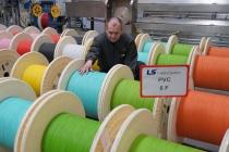 LS전선, 국내 전선업체 첫 유럽 생산 거점 '폴란드 공장' 준공