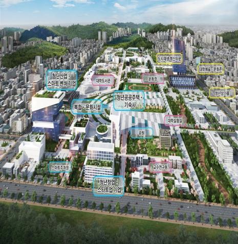 정부합동 '캠퍼스 혁신파크' 조성방안' 발표