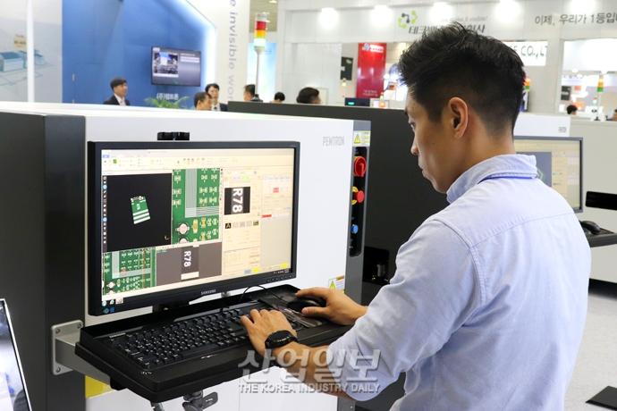 """""""인건비 절감 위해 전자 제조업 자동화 검사 장비 도입↑"""""""