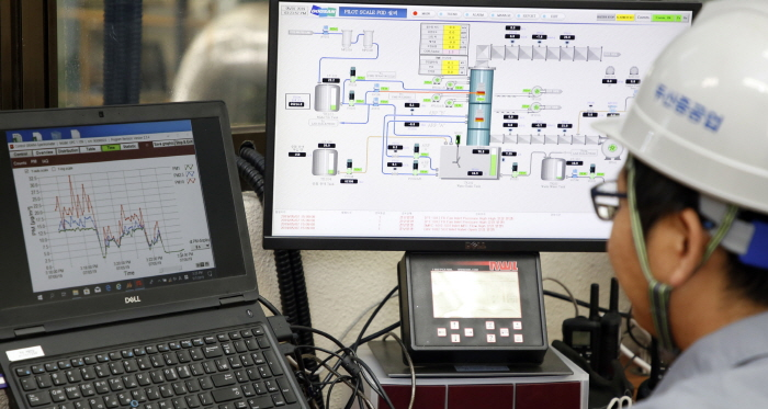 두산중공업-한국기계연구원, 고효율 정전 습분제거기(EME) 개발