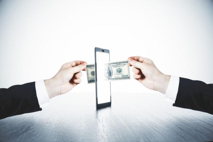 '핀테크'로 시작된 은행권의 '디지털 전환' 가속화 - 다아라매거진 업계동향