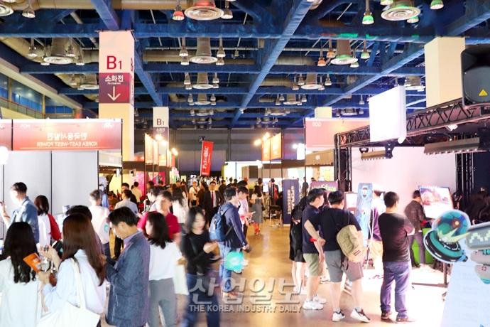 [포토뉴스] 서울 가상·증강현실 박람회(SEOUL VR·AR EXPO), 5G와 VR·AR의 '만남'
