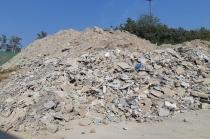건설폐기물 중간처리업자 형사고발 및 영업정지
