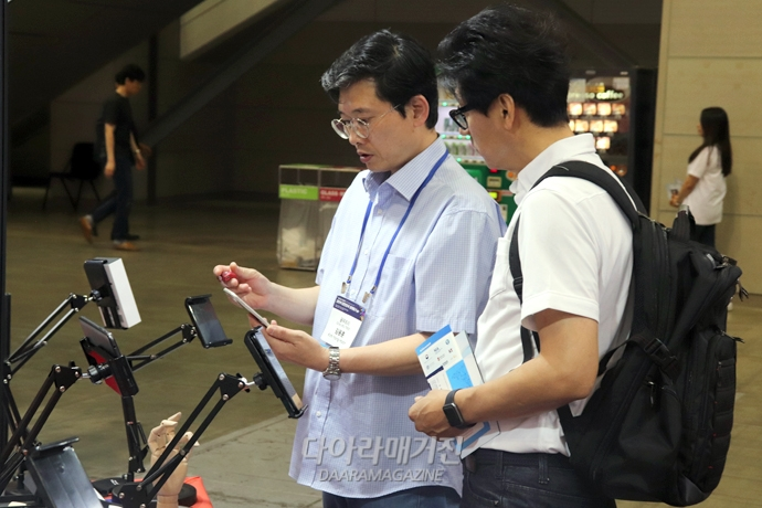 [포토뉴스] 2019 대한민국 마케팅 페어, 유통사·중소기업 간 '상생의 장' - 다아라매거진 업계동향