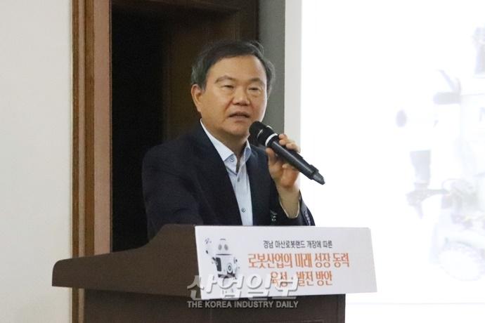 """경남 마산로봇랜드 10년 만에 '개장'…""""로봇산업, 소프트웨어 기술력이 관건"""""""