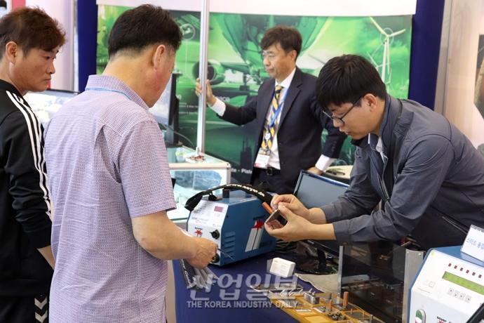 [포토뉴스][금속산업대전] 중소 금속 제조업체 판로개척 '지원'