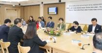 '신남방정책' 핵심 국가 베트남 빈푹성과 교류협력