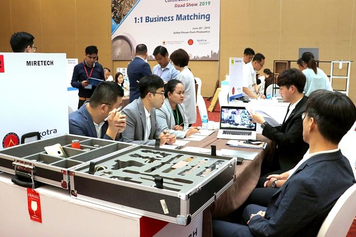 캄보디아 건설분야 투자사업 규모 매년 20% 성장