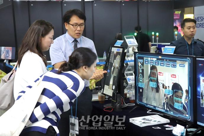 [포토뉴스] 2019 케이샵, 유통 및 전자상거래 시장 이끌 제품·기술 '제시'