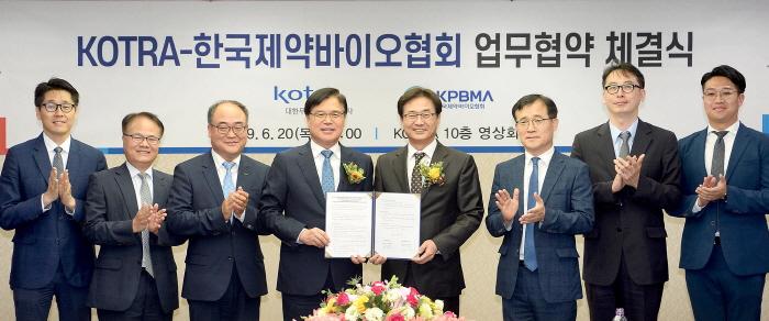 한국 기업, 제약바이오산업 해외시장 진출 확대