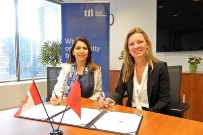 카사블랑카 금융도시와 토론토, 국제 금융 서비스 협력키로