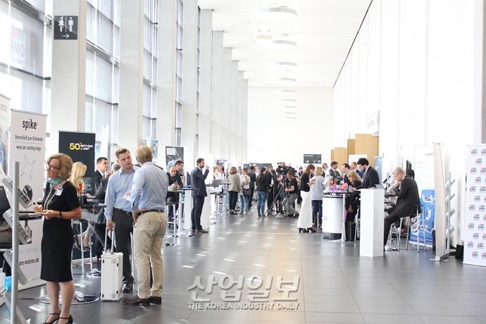 [포토뉴스] EMO 2019, Preview 행사로 열기 점화
