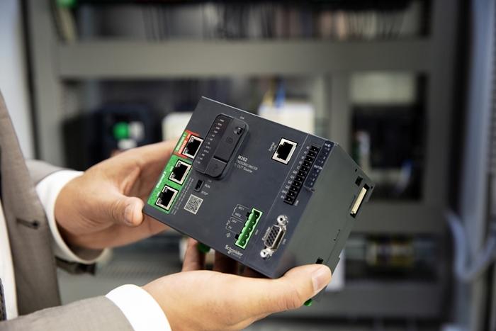 로직 & 모션 응용 분야 Modicon M262 컨트롤러 출시 - 다아라매거진 신기술&신제품
