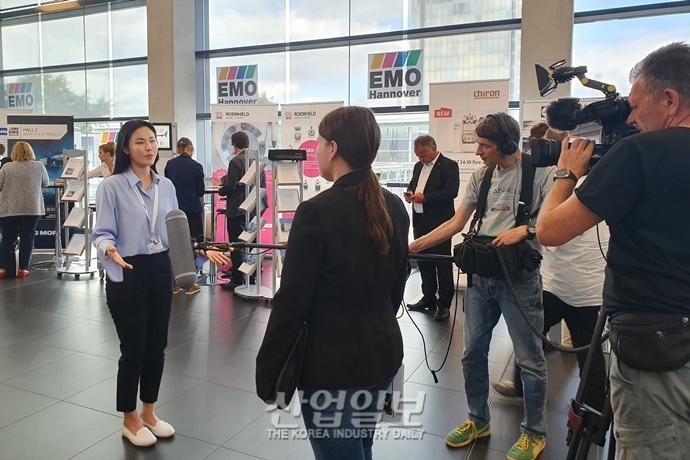 [동영상뉴스] 한국기자가 현지에서 전하는 'EMO 2019에 와야 하는 이유'