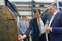 수중 레이저 가공 기술 개발 등 첨단 레이저 기술 독일과 공동 연구
