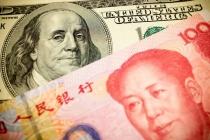 중국, 미국으로부터 '환율조작국'으로 지목돼