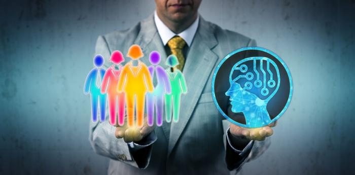사회 초년생부터 경력단절 여성 ·중장년층까지 인공 지능이 추천한 곳 '취업'