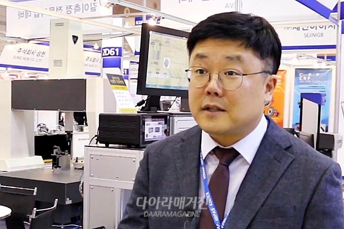"""[2019 한국기계전] DEVA """"빠른 납기와 기술지원, 사후관리로 차별화"""" - 다아라매거진 전시회뉴스"""