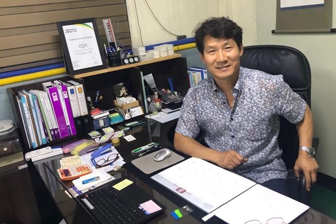 [2019 한국기계전] 만글로벌, 축적된 DB로 고객 요구 파악 - 온라인전시회