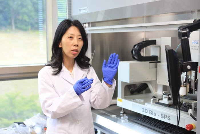 바이오3D프린팅 활용, 차세대 생분해성 폴리머 스텐트 개발
