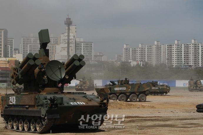 국방부 '국방중기계획' 발표에 방위산업계 '예의주시'