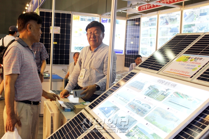 [포토뉴스] 친환경·4차 산업혁명 기술과 결합한 건축업