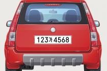 자동차 등록대수 2천300만 대, 8자리 번호체계로 바뀐다
