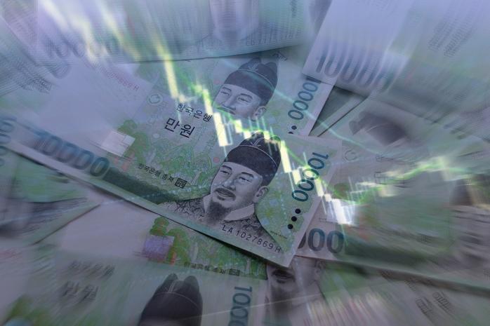 한국 경제, 잠재성장 1%대 하락 전망