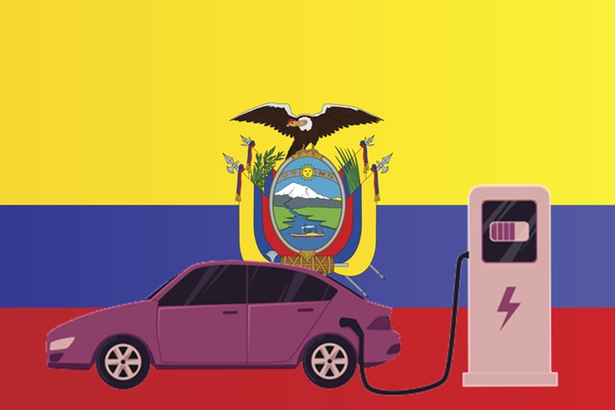 에콰도르, 전기차 정책 장려에도 시장 지지부진 '충전소 인프라 구축 시급'