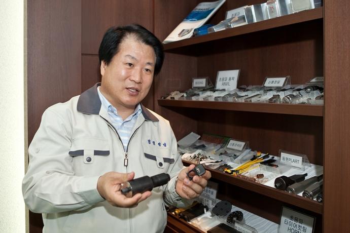 [2019 한국기계전] 법일정밀, 명장이 만들어내는 초음파용착기 품질의 차이