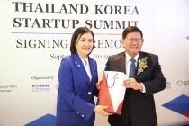 한국 스타트업과 태국 대기업, 태국 진출 위한 계약체결