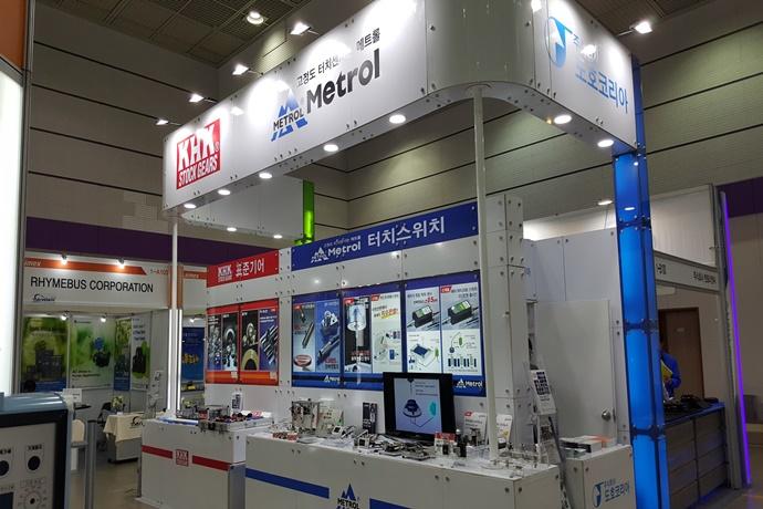[2019 한국기계전] (주)도호코리아, 산업용 장비에 첨단을 입혔다