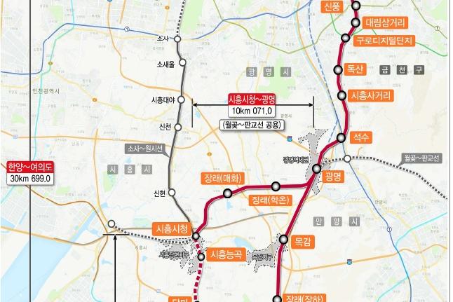 하루 17만여 명 이용할 21년 숙원사업 '신안산선' 포스코건설 '첫 삽'