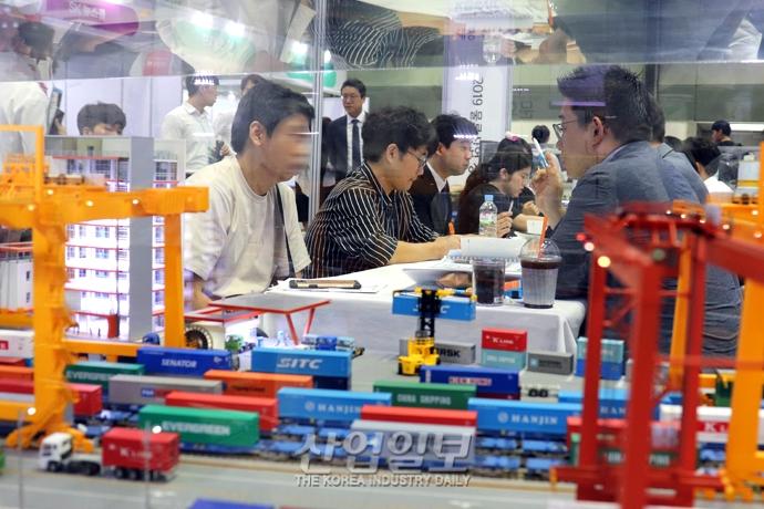 [포토뉴스] 물류산업 구직 희망 청년 취업 '지원'