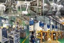 로봇 도입 제조기업, 산업 재해율 감소...