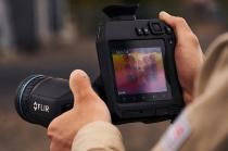 플리어(Flir), 인스펙션 능률 높인 새로운 T860 고성능 열화상 카메라 공개