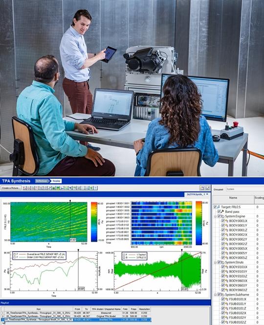 지멘스 Simcenter Testlab, 설계에서 시뮬레이션, 검증 및 인증까지 활용도 개선