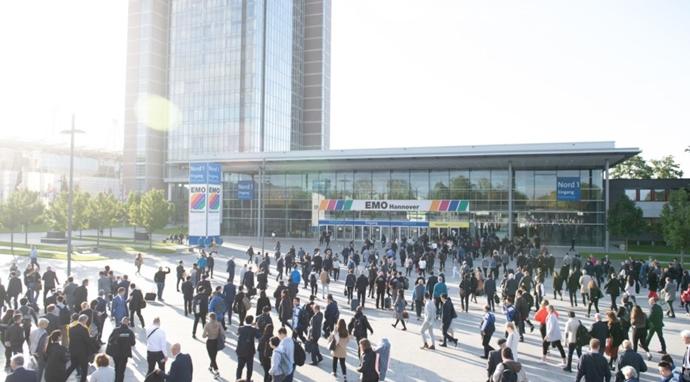 EMO Hannover 2019, 아시아 국가 약진 확인하고 막내려