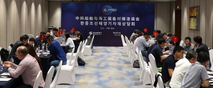 자신감 찾은 조선·해양기자재 중소기업, 이번엔 '중국이다'