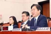[2019 국정감사 현장] 성윤모 장관, 드론 테러 이후 한수원 등 대책마련 하겠다